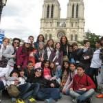 sejour scolaire paris